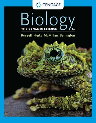 Test Bank for Biology: The Dynamic Science 5/E Russell