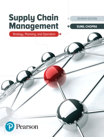Solution Manual for Supply Chain Management 7/E Chopra