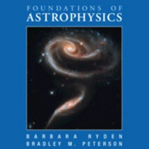 Solution Manual for Foundations Of Astrophysics 1/E Ryden