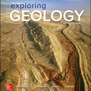 Solution Manual for Exploring Geology 5/E Reynolds