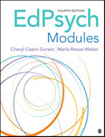 Test Bank for EdPsych Modules 4/E Durwin