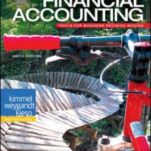 Solution Manual for Financial Accounting: Tools for Business Decision Making 9/E Kimmel
